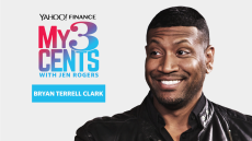 Hamilton actor Bryan Terrell Clark talks money on My Three Cents with Jen Rogers
