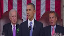 President Barack Obama addresses nation in 2013 State of the Union speech