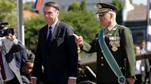 Vídeo deletado com críticas aos militares pode desestabilizar governo Bolsonaro