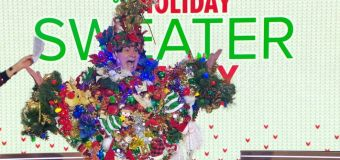 'GMA' ugly holiday sweater winner crowned!