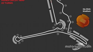 Vietnam reveals updated F1 circuit layout