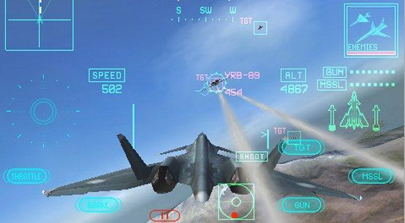 Namco launches iPhone Ace Combat Xi, updates Garters & Ghouls with 3GS compass