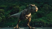 The original T-Rex from Jurassic Park returning for Jurassic World 2