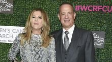 Tom Hanks' son Chet gives update on parents after coronavirus diagnosis