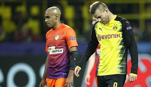 Champions League: Kaum noch Hoffnung für den BVB