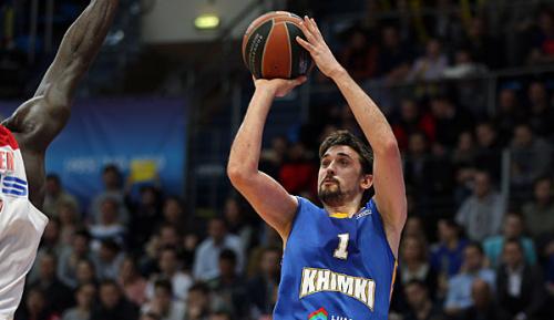 Basketball: Shved ist Eurocup MVP