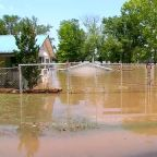 Rising floodwaters prompt evacuations in Oklahoma
