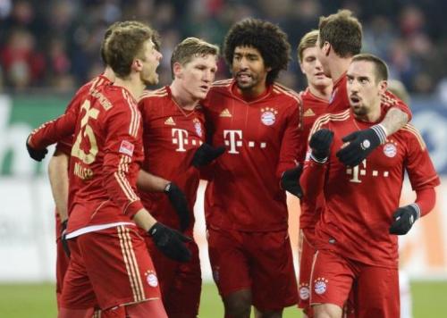 El Bayern Múnich derrotó al Augsburgo (17º y penúltimo), este sábado en partido de la 16ª jornada de la Bundesliga.