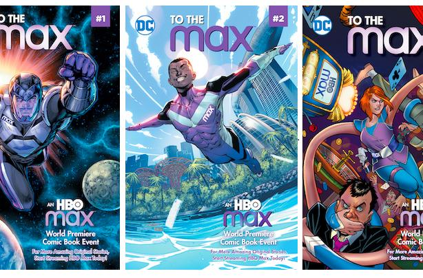 DC is making HBO Max-inspired comic books for some reason