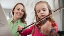 Are lessons killing my child's love of music?