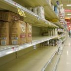 Why your local store keeps running out of flour, toilet paper and prescription drugs
