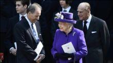Queen-Neffe kündigt inmitten der Krise der Royals seine Scheidung an
