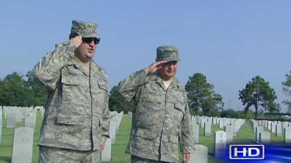 Group spends July 4 honoring veterans