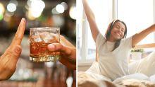 Was ein Monat ohne Alkohol mit deinem Körper macht