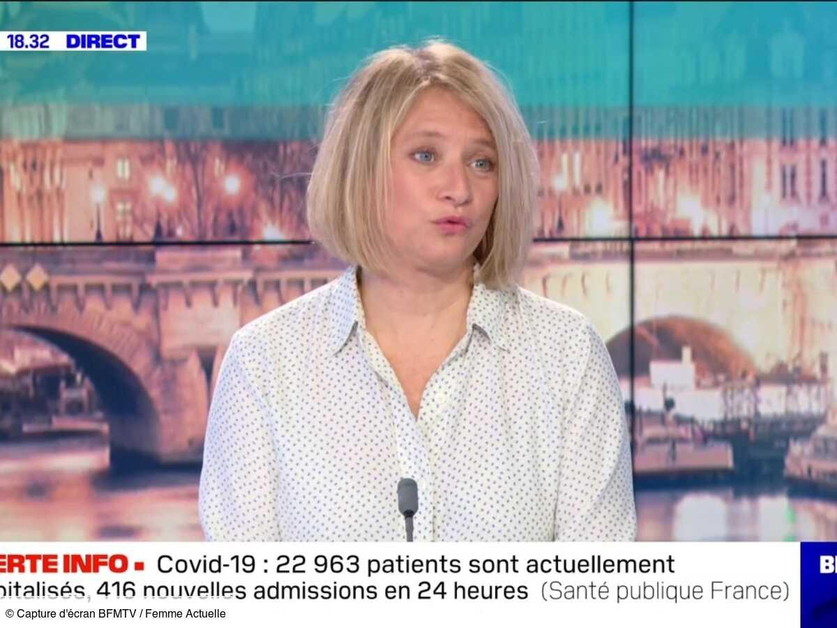 Karine Lacombe favorable à l'obligation de la vaccination pour les soignants ? Elle répond !