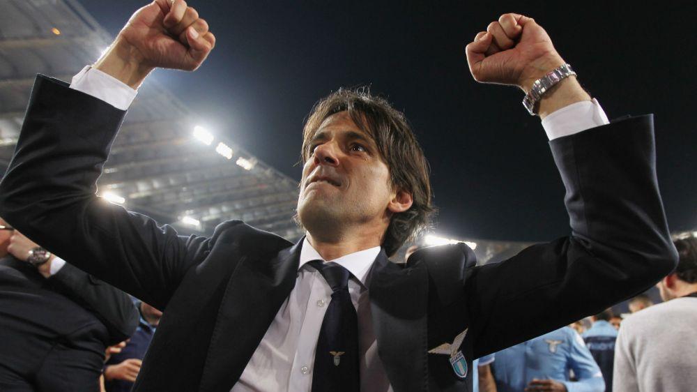 Birthday boy Inzaghi beaming after Coppa derby joy