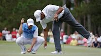 Woods: Garcia comment hurtful, time to move on