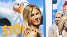 Jennifer Aniston not looking for love
