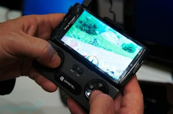 Gametel Bluetooth mobile controller lands stateside for $49.99