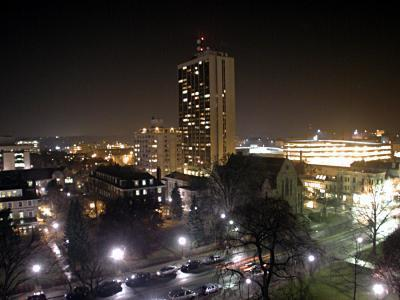 Ann Arbor street lights to be replaced with LEDs
