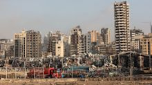 Desperate Search for Beirut Blast Survivors With 100 Dead