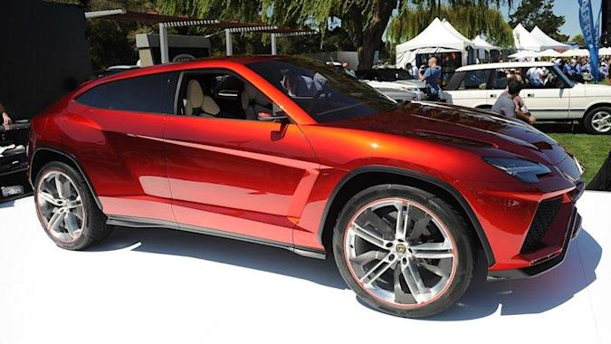 Lamborghini confirms Urus SUV will be its only plug-in hybrid