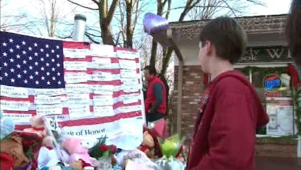 Child speaks out about surviving the horrific shooting