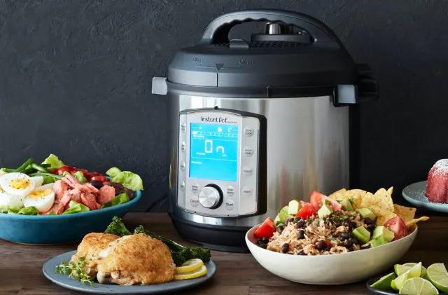 The 8-quart Instant Pot Duo Evo Plus is just $90 at Amazon