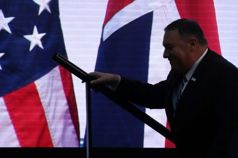 Australia says it won't host USA  mid-range missile site