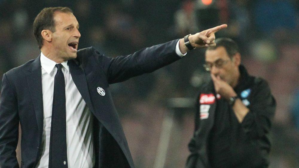 """Juventus in finale, Allegri: """"Comincia la nostra sfida. Napoli? Bisogna imparare a comportarsi..."""""""