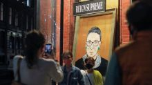Ginsburg death ignites fierce U.S. Senate battle -- and stirs Scalia's ghost