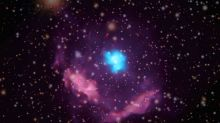 Astronomers spot the youngest known pulsar ever, and boy is it pretty