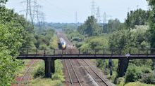 Unions demand answers after deaths of two 'rail workers' hit by train