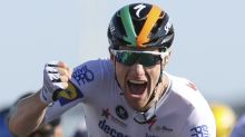 Sam Bennett emotional after first Tour de France stage win