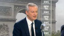 Le Maire prône la convergence de l'impôt sur les sociétés entre la France et l'Allemagne