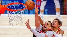 120-116. Los Hawks vuelven a los playoffs de la NBA luego de cuatro años, tras vencer a los Wizards