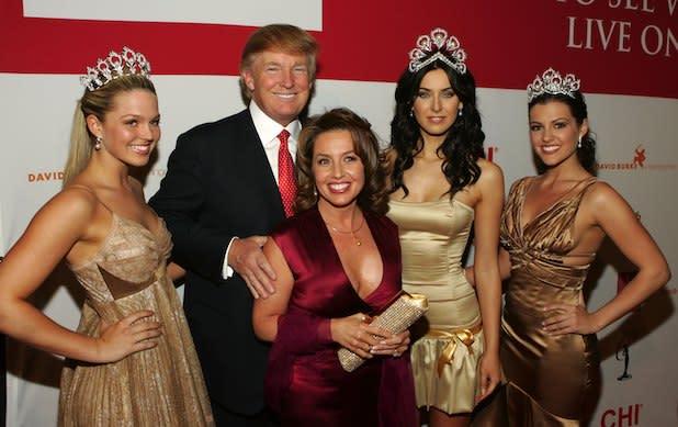 Trump, NBC Split $4.7 Million on Russian-Financed Miss Universe Pageant, NYT Inquiry Reveals