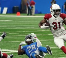 Echoing other NFL players, recovering David Johnson says fantasy 'last thing on my mind'