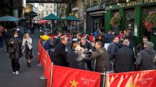 Cities shut pubs as 'second wave' threatens Europe