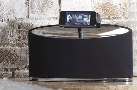 Bowers & Wilkins downsizes with Zeppelin Mini iPod speaker