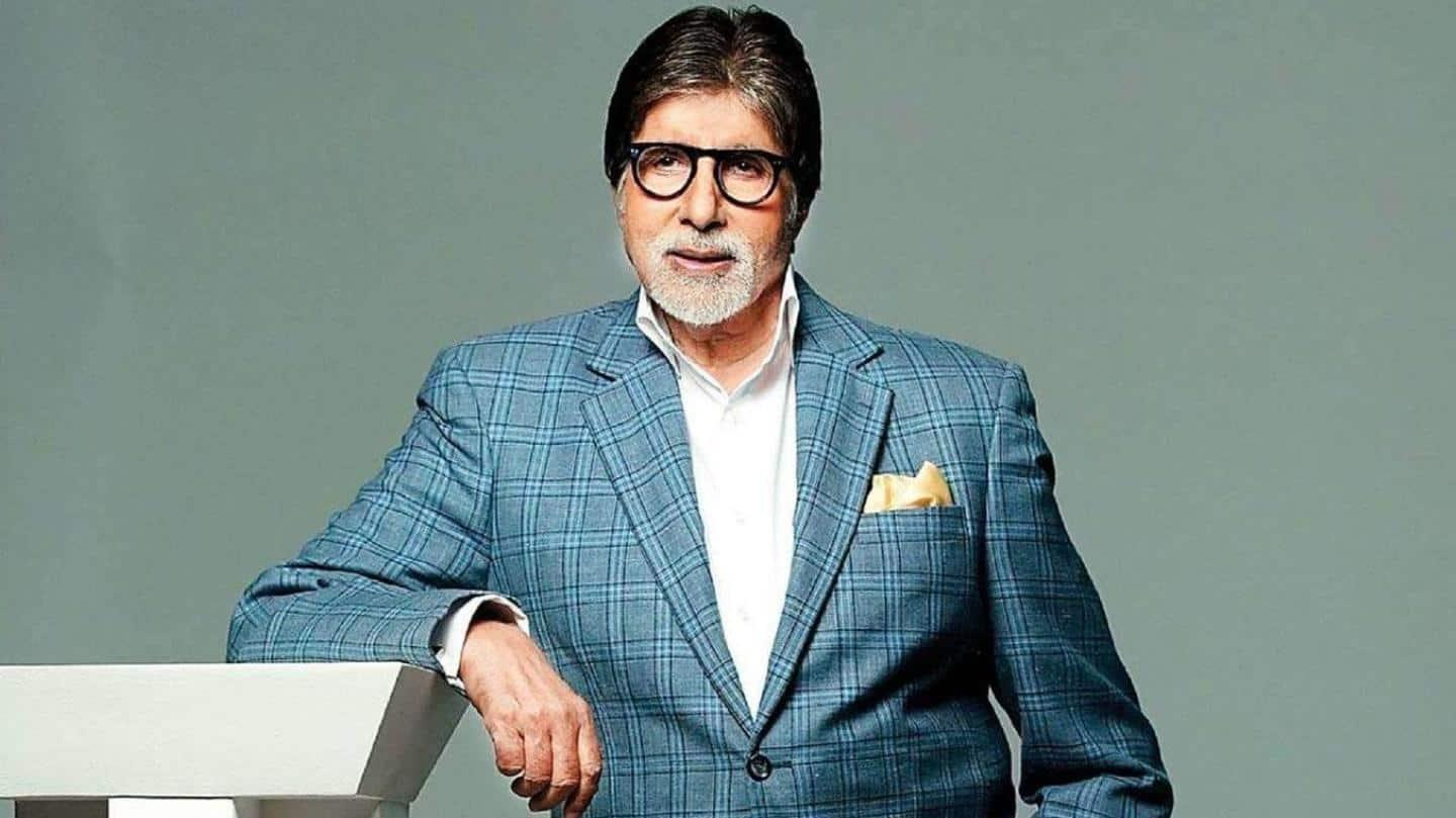 Petition filed to remove Bachchan's voice from COVID-19 caller tune