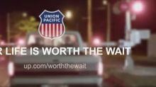 Union Pacific Receives Telly Award for Promoting Railroad Safety