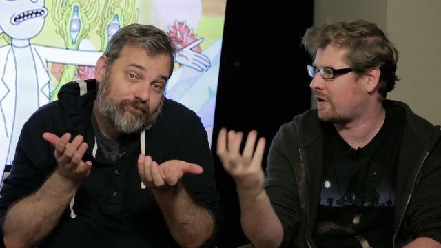 WIRED Live - Community's Dan Harmon Talks About his Adult Swim Show Rick and Morty