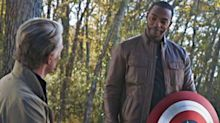 Why becoming Captain America is so important to Anthony Mackie