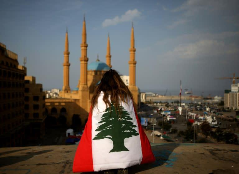 In rudderless Lebanon, revolutionaries drift apart