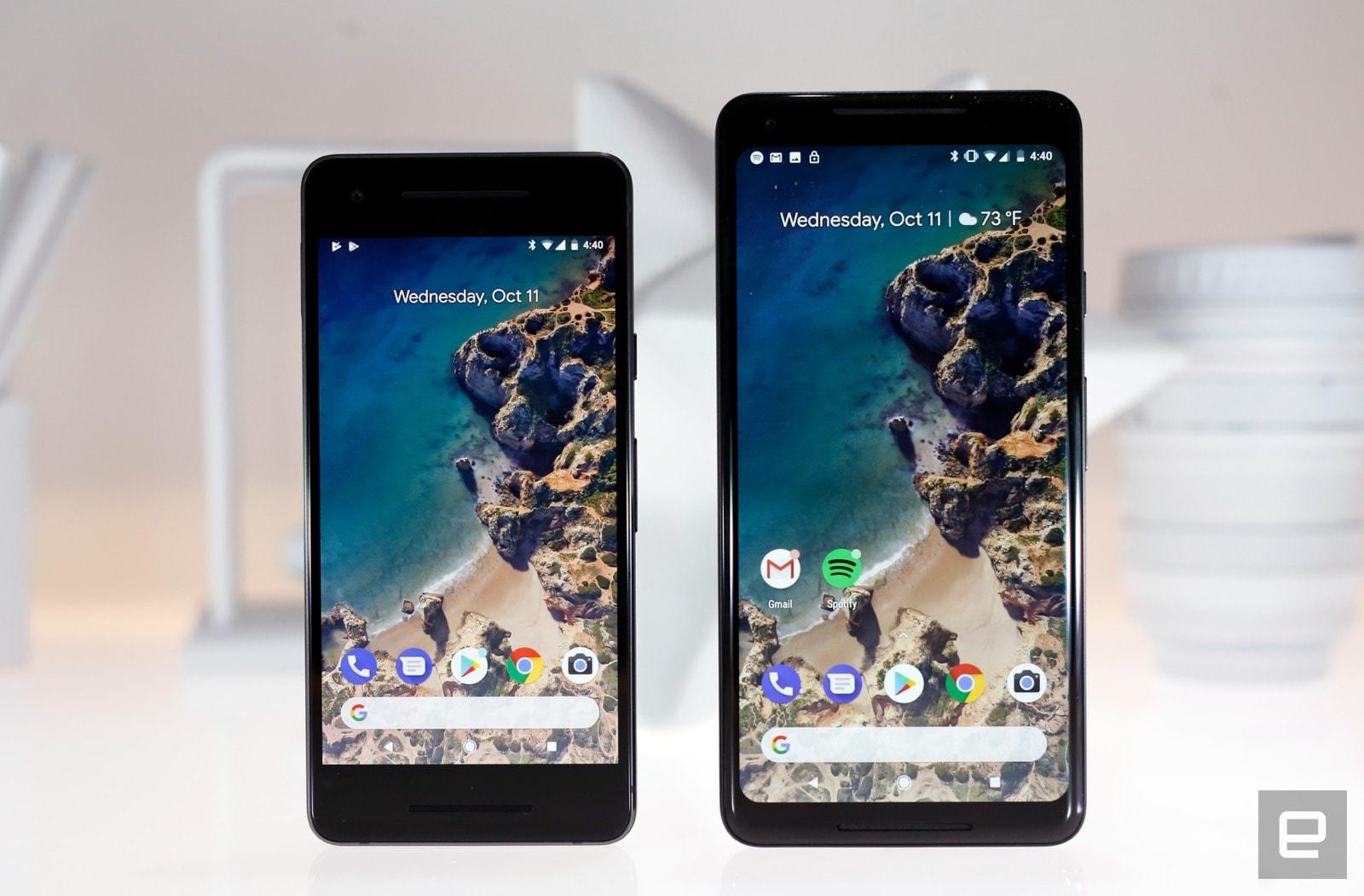 Pixel 2 and 2 XL review: Google's best phones get even better