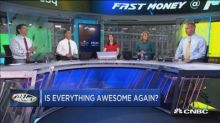 Here's why traders think everything is awesome again as we head into earnings season
