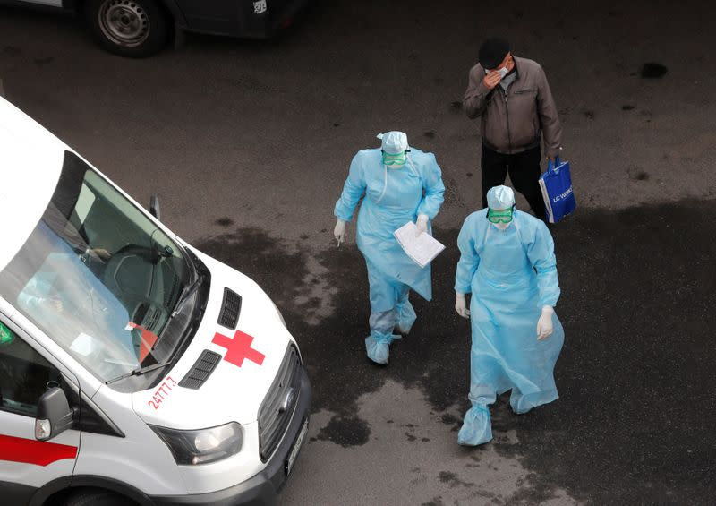 Russian Federation extends non-working period until May 11 due to coronavirus