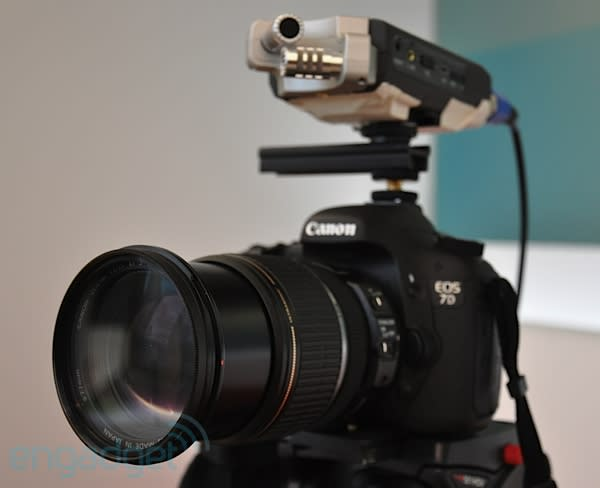 Canon EOS 7D impressions for filmmaker wannabes