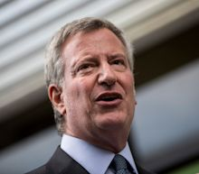 De Blasio Doesn't Endorse Bernie Sanders, Is Weighing His Own Run
